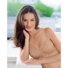 Sutien bilateral post – mastectomie cu buzunare pe ambele parti  Caroll  5704X