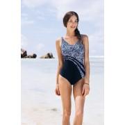 Costum de baie intreg post mastectomie  Sparkling Blues Dirban  L6 6378