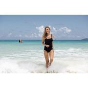 Costum de baie intreg cu buzunare pentru proteza Krabi  L7 6286