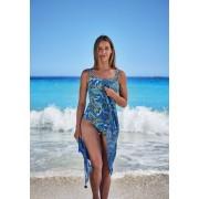 Costum de baie intreg cu buzunare pentru proteza Carini L8 6233