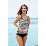 Slip Costum de baie post mastectomie Sunny Bottom L9 8765-0