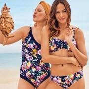 Slip Costum de baie post mastectomie M1 8786-0